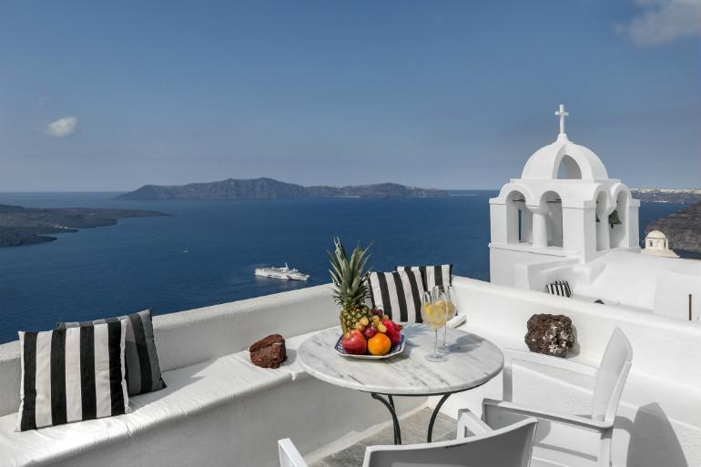 Aigialos hotel Santorini