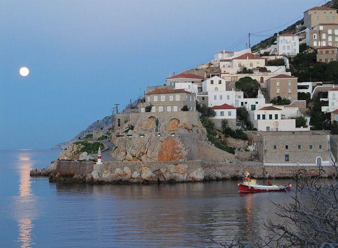 The Traditional Charms of Hydra