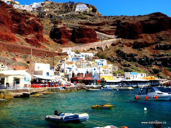Reliving the Dream in Oia, Santorini
