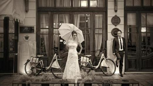 Wedding in Greece at Bristol Thessaloniki