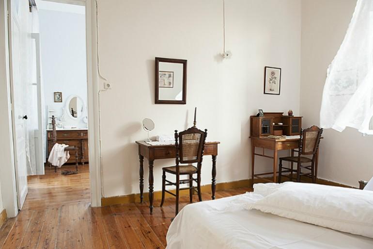 Ermioni Estate, master bedroom