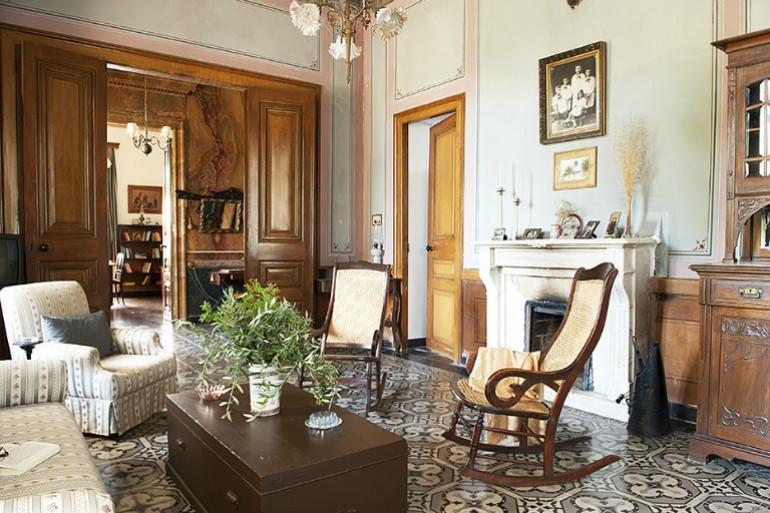 Ermioni Estate, the lounge