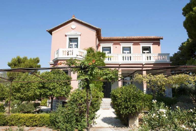 Ermioni Estate Mansion