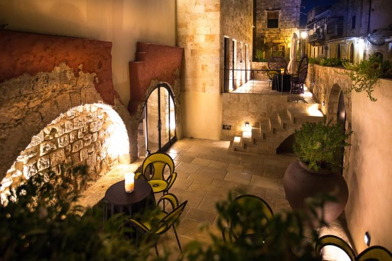 Allegory Boutique Hotel Rhodes, terrace
