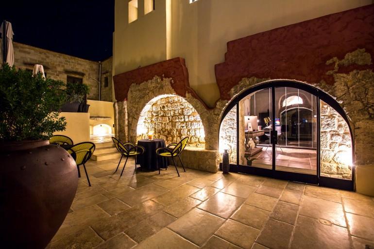 Allegory Boutique Hotel Rhodes, terrace