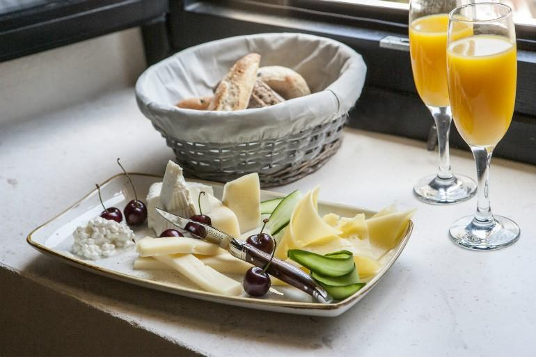 Allegory Boutique Hotel Rhodes Welcome treat