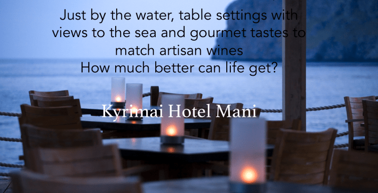 Summer dining: All you've dreamed of…