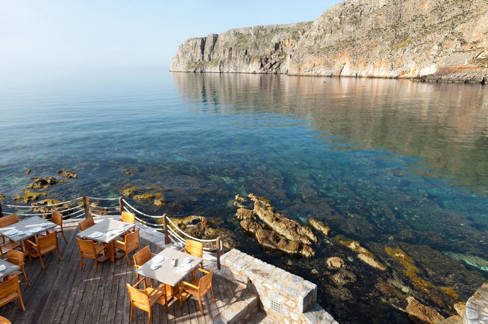 Yades Hotels Kyrimai Terrace